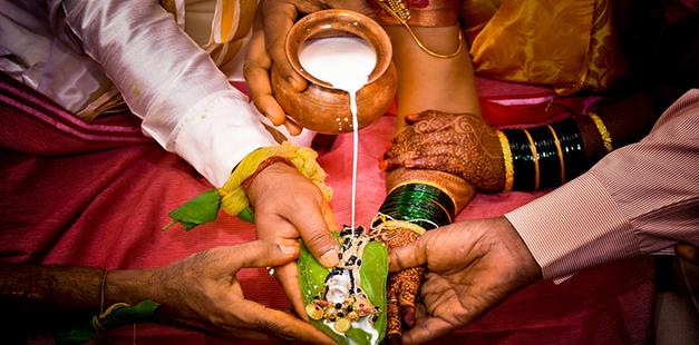Maharashtrian Post Wedding Rituals - Simple Yet Graceful