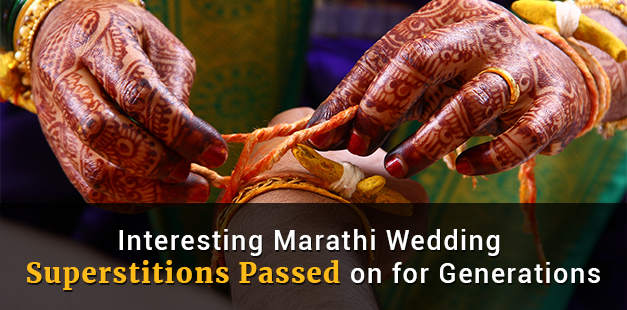 Marathi Wedding Superstitions